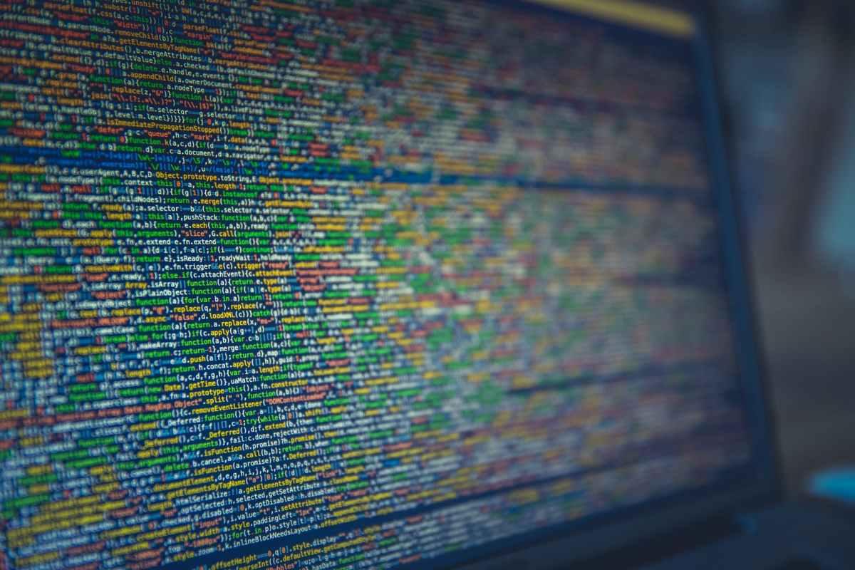 technology computer desktop programming