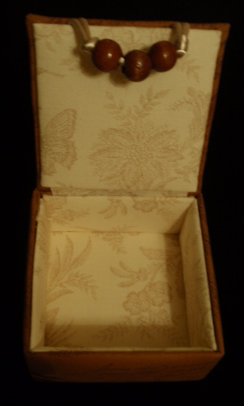 Fabric Box Inside
