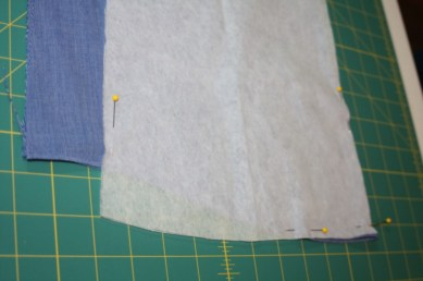 Avery Lane Blog Upcycle Tutorial Mens dress shirt to girls dress how to cut up the shirt