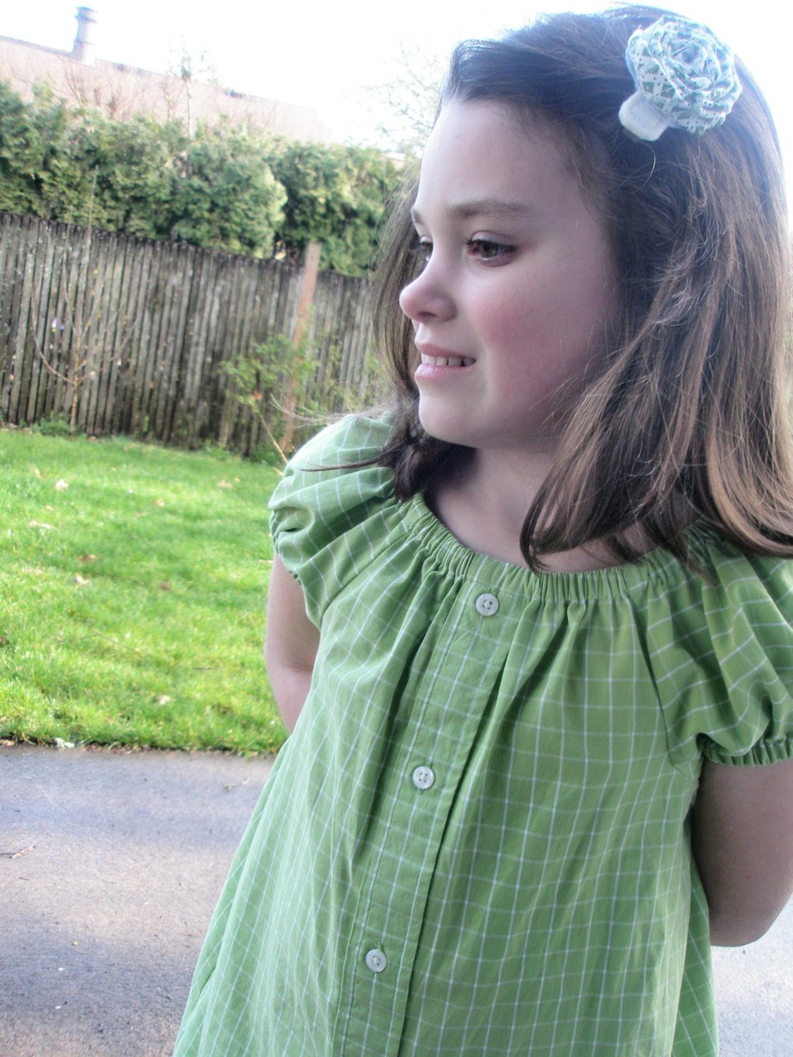A Cute St Patrick's Day Tunic