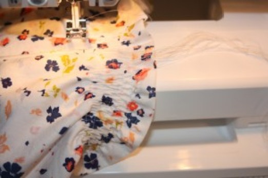Avery Lane Sewing Blog Elastic Smocked Skirt Tutorial11