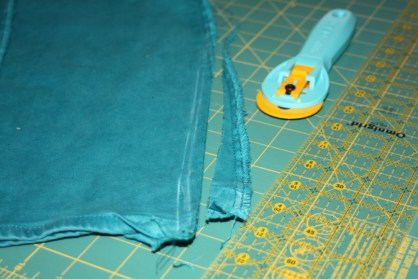 Avery Lane Sewing skinny jeans tutorial 1