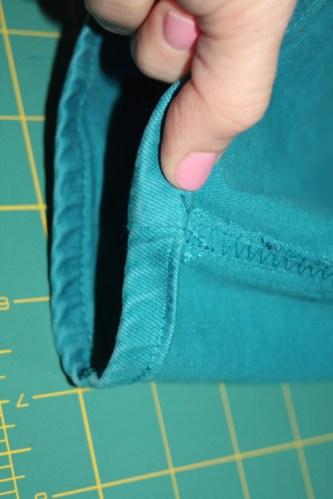 Avery Lane Sewing skinny jeans tutorial 3