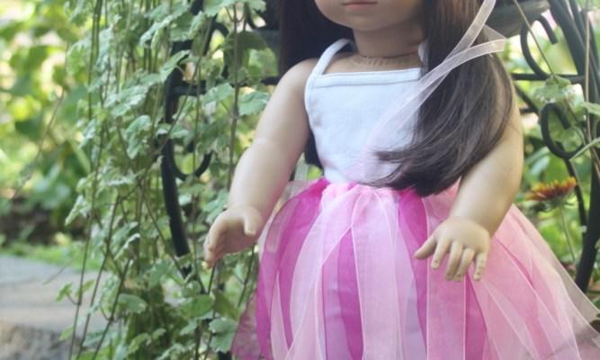 18 inch Doll Faerie Costume Tutorial