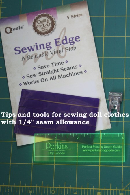 tips for sewing a quarter inch seam allowance 3