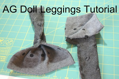 AG Doll Leggings Tutorial8