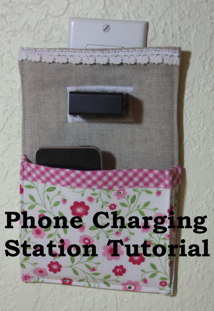 Phone Charging Station Tutorial