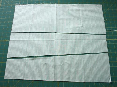 10 Fat Quarter Bundle Skirt Country Skirt Sewing  Tutorial 017