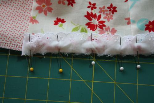 18 Fat Quarter Bundle Skirt Country Skirt Sewing  Tutorial 048
