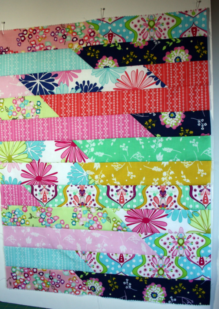 """Jelly Roll """"It's Not a Race"""" Quilt"""