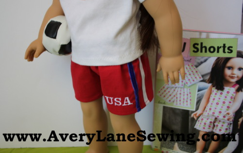 Athletic shorts sew along sew in style summer sewing club for kids