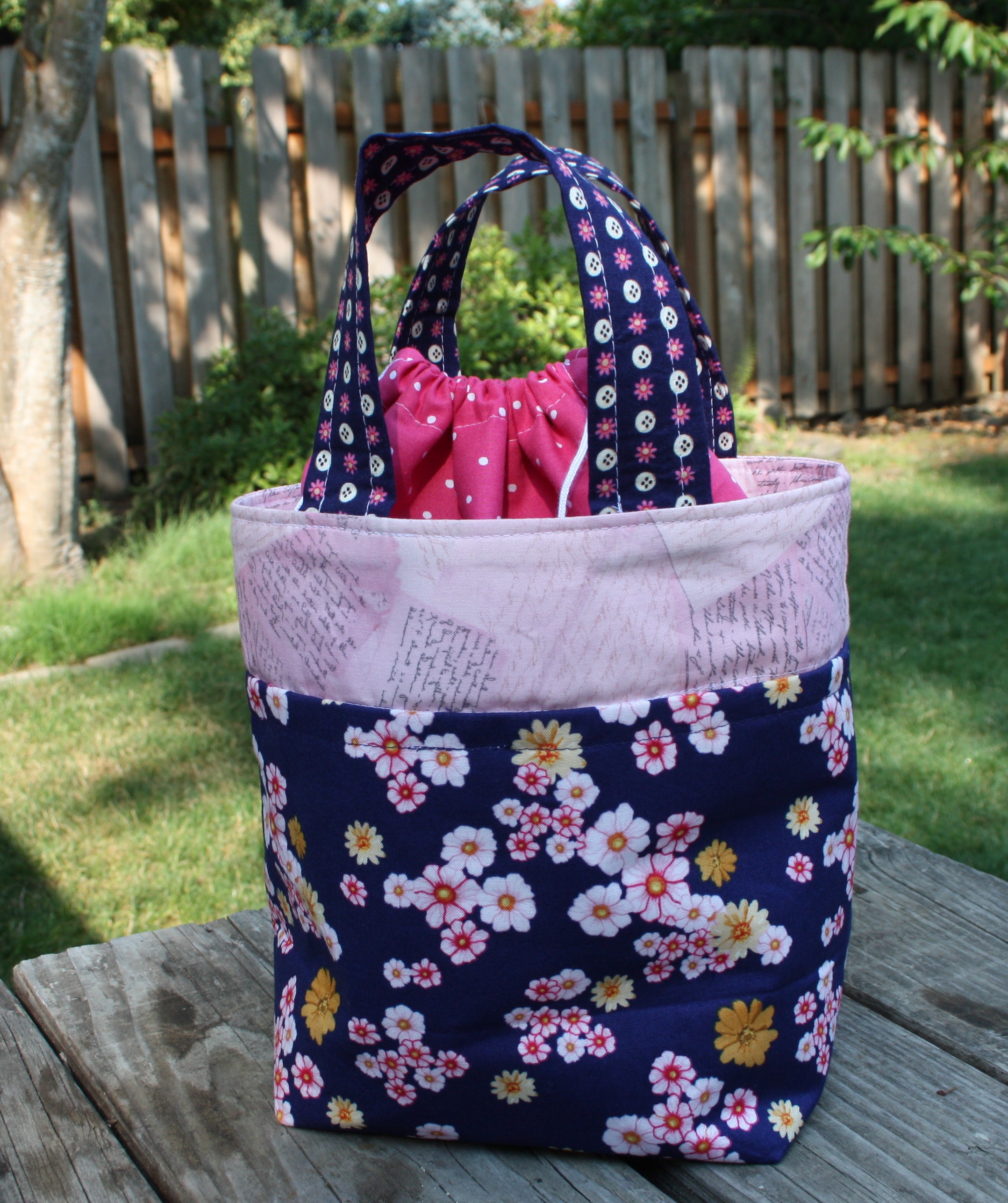 Lunch Bag Tutorial - Avery Lane Sewing