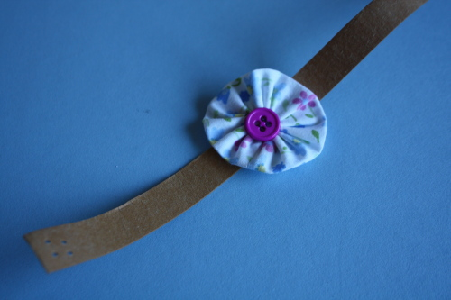 Kraft Tex headband tutorial for dolls 11 www.AveryLaneSewing