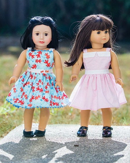 sundress projects from Doll Days!