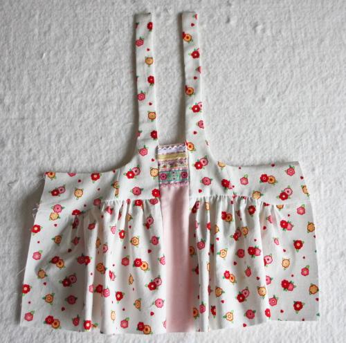 Doll Days! Modern Jumper Sew Along Day 3