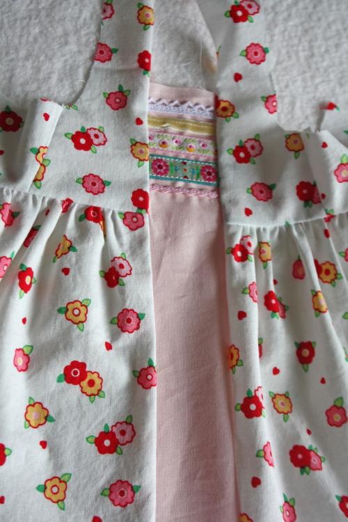 1a Doll Days Modern Jumper pattern sew along 8