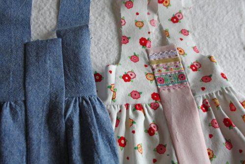 Doll Days Modern Jumper pattern sew along 8
