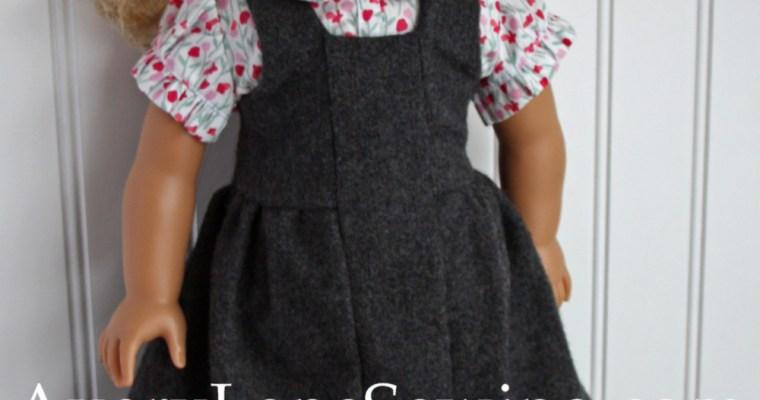 Doll Days!  Modern Jumper Pattern Sew Along