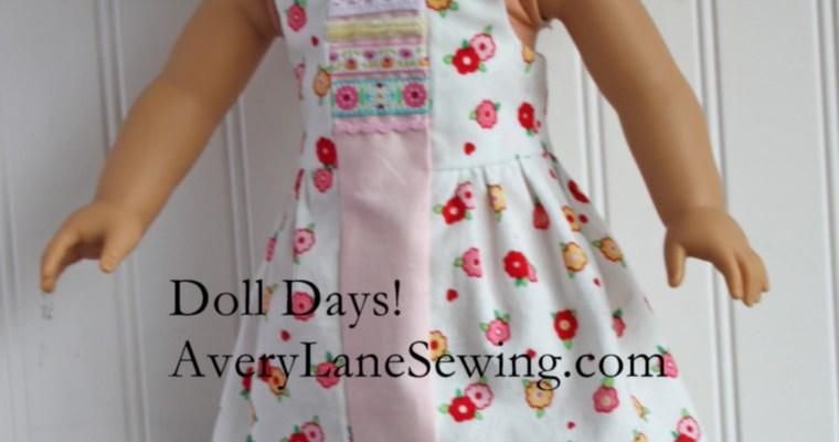 Doll Days! Modern Jumper Sew Along Day 4