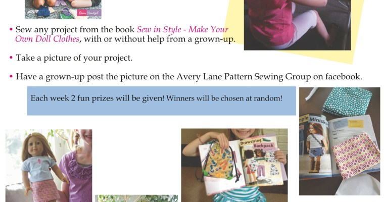Sew in Style Summer Sewing for Kids