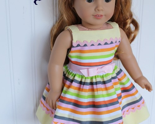 AG Doll Dress Design Challenge