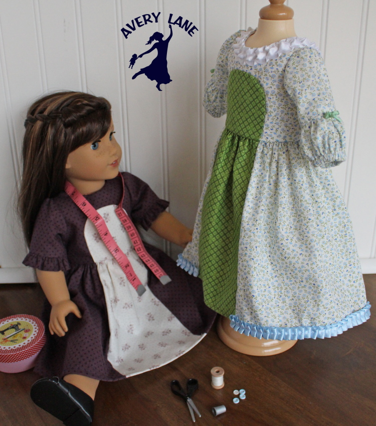 Tips On Sewing For 40 Dolls Avery Lane Sewing Adorable 18 Doll Sewing Machine