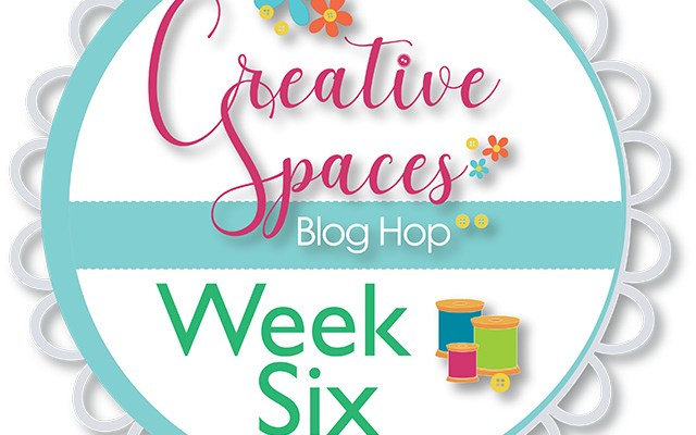 Creative Spaces Blog Hop Week 6 –  Tools, Rulers,