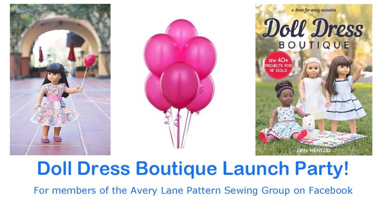 Doll Dress Boutique Release Party!