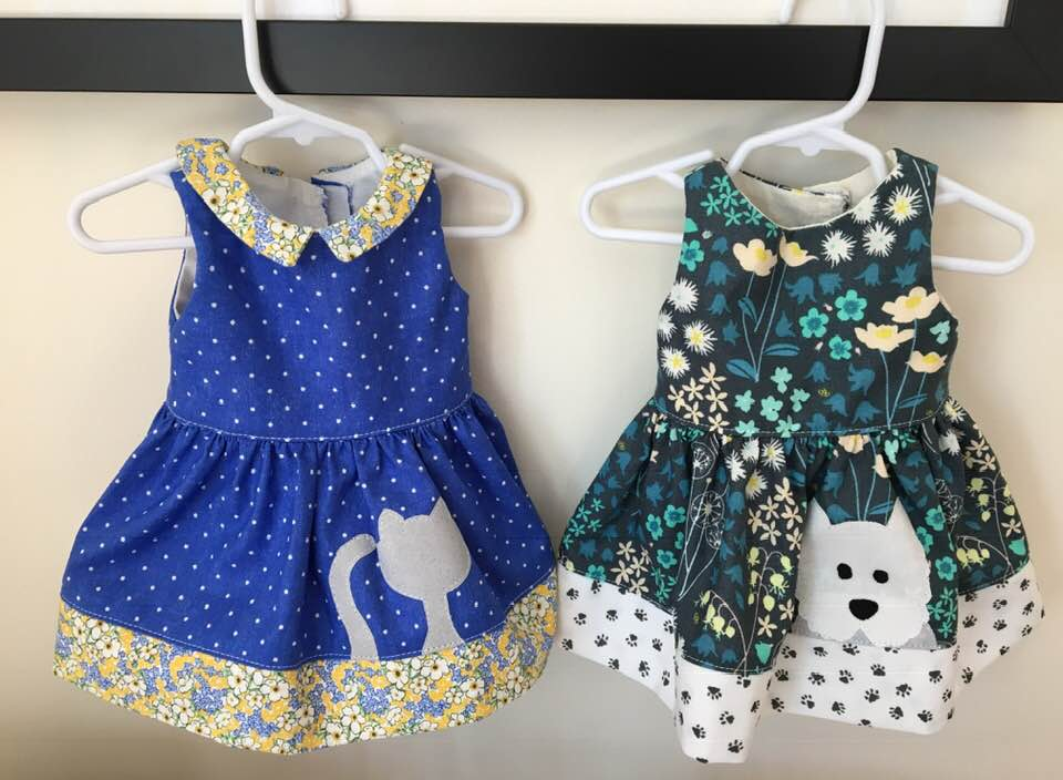 Projects from Doll Dress Boutique