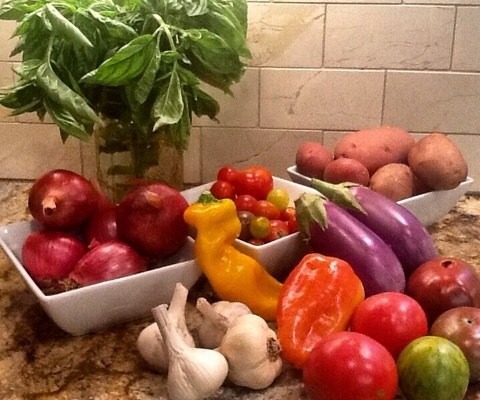 What should I do with my CSA share THIS week?