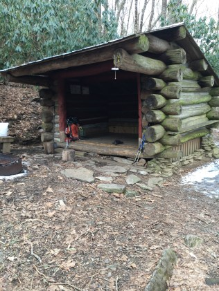 Cold Spring Shelter at MM 125.6