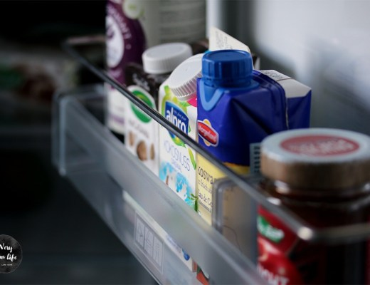 Kühlschrank Inhalt vegan