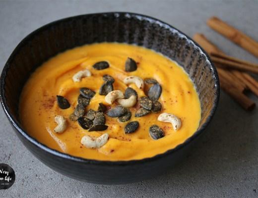 Rezept für vegane Suppe