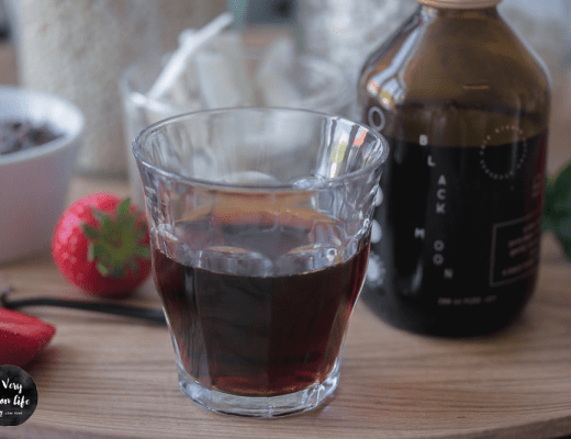 Meal Prep-Vorratshaltung-Cold-Brew-Coffee