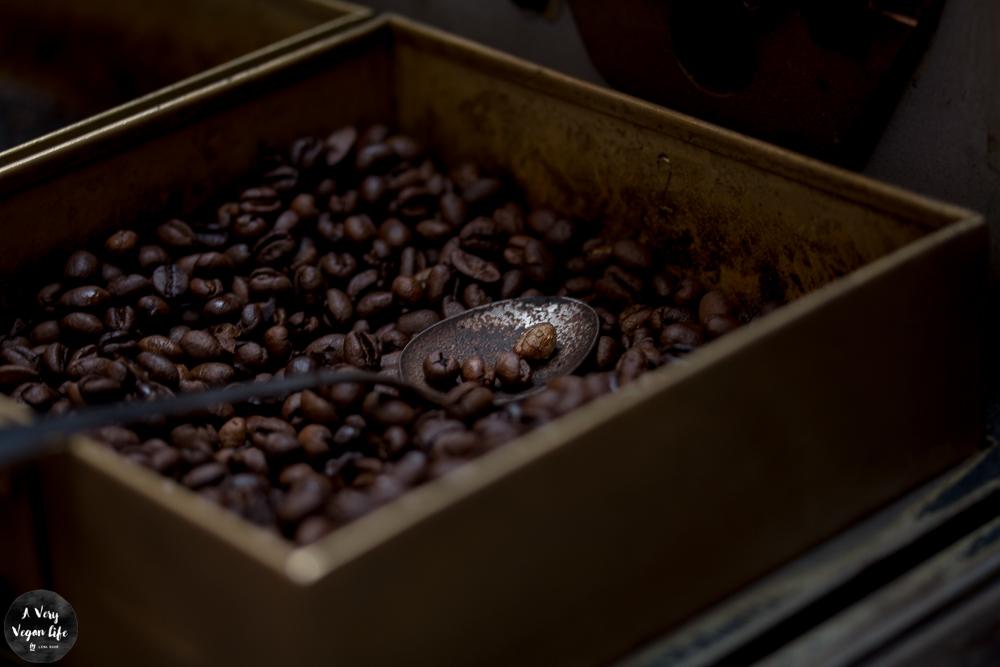 Kaffeebohnen-Tchibo