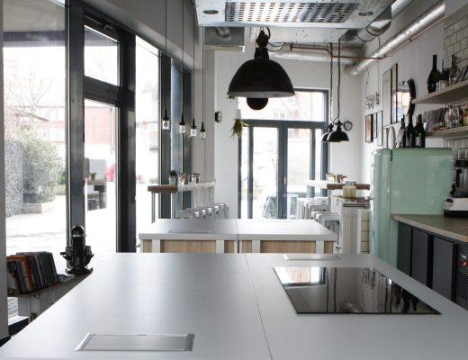 Kochschule in Hamburg und Eventlocation