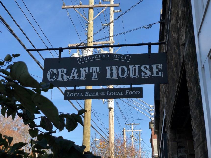 crescent hill craft house