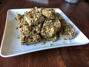 how to make raw bars