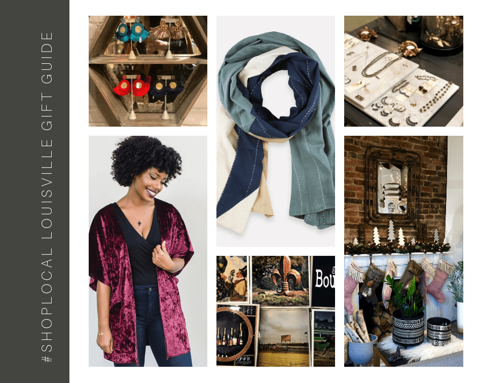 louisville small business saturday shop local gift guide