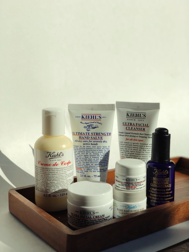 best of kiehls set