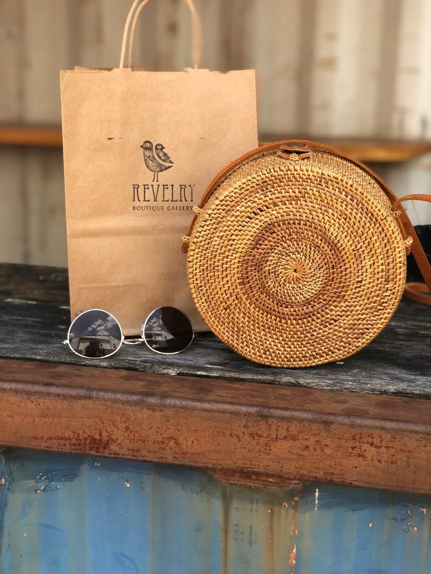 woven straw bag francescas
