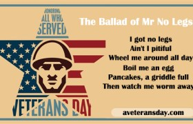 veterans day poems 2018