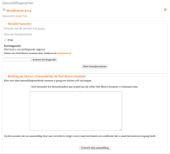 Aanmelden en betalen Moodlemoot 2014