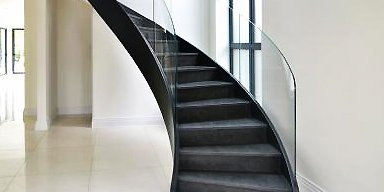 curved stairs sydney