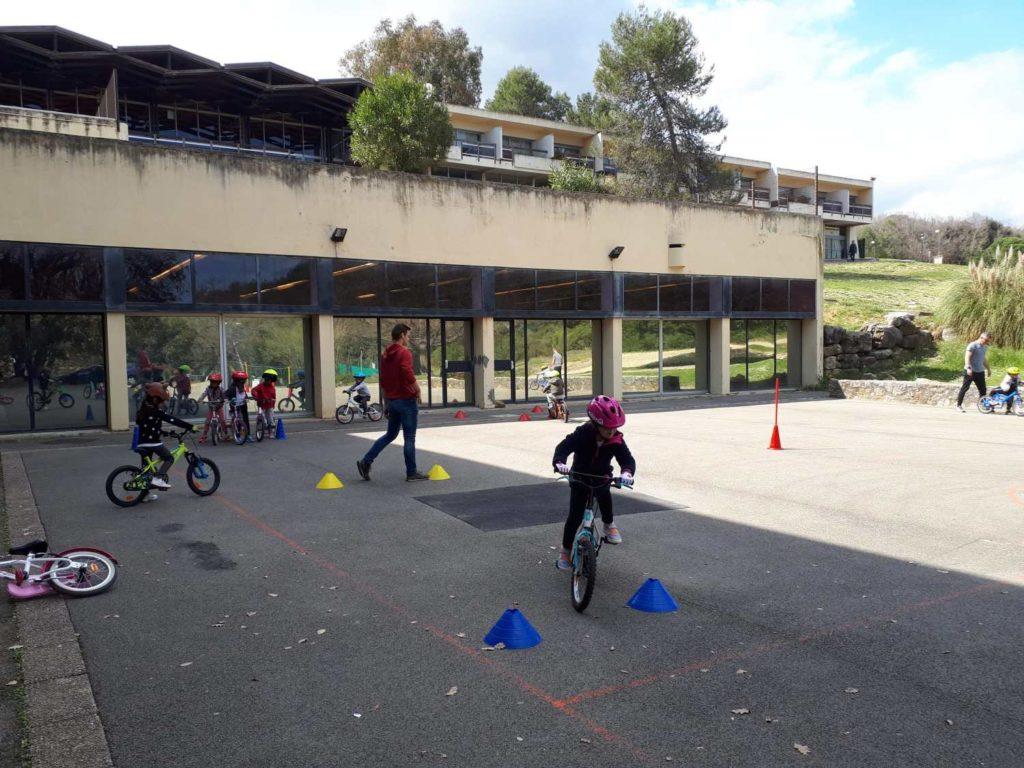 apprentissage vélo Rodez