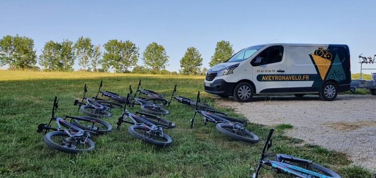 livraison vélos entreprise