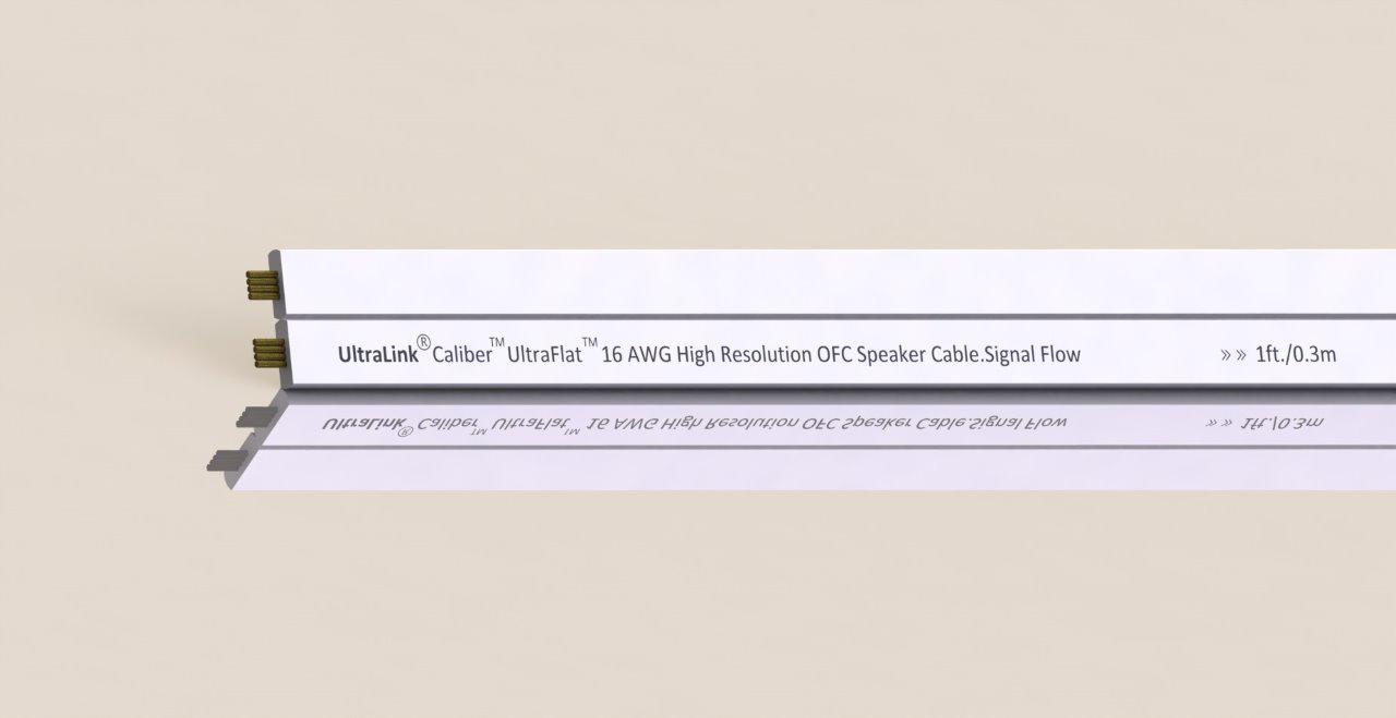 Buy UltraLink Caliber Series UltraFlat 16AWG Speaker Cable