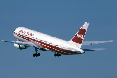 Trans World Airlines made the first 120-minute ETOPS flight in 1985 (Jon Proctor Collection via Wikipedia)