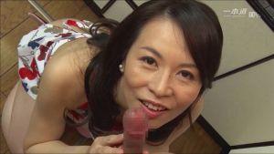 井上綾子 ザーメンいっぱいもらっちゃうわよ