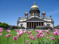 Isaak Kathedrale in St. Petersburg